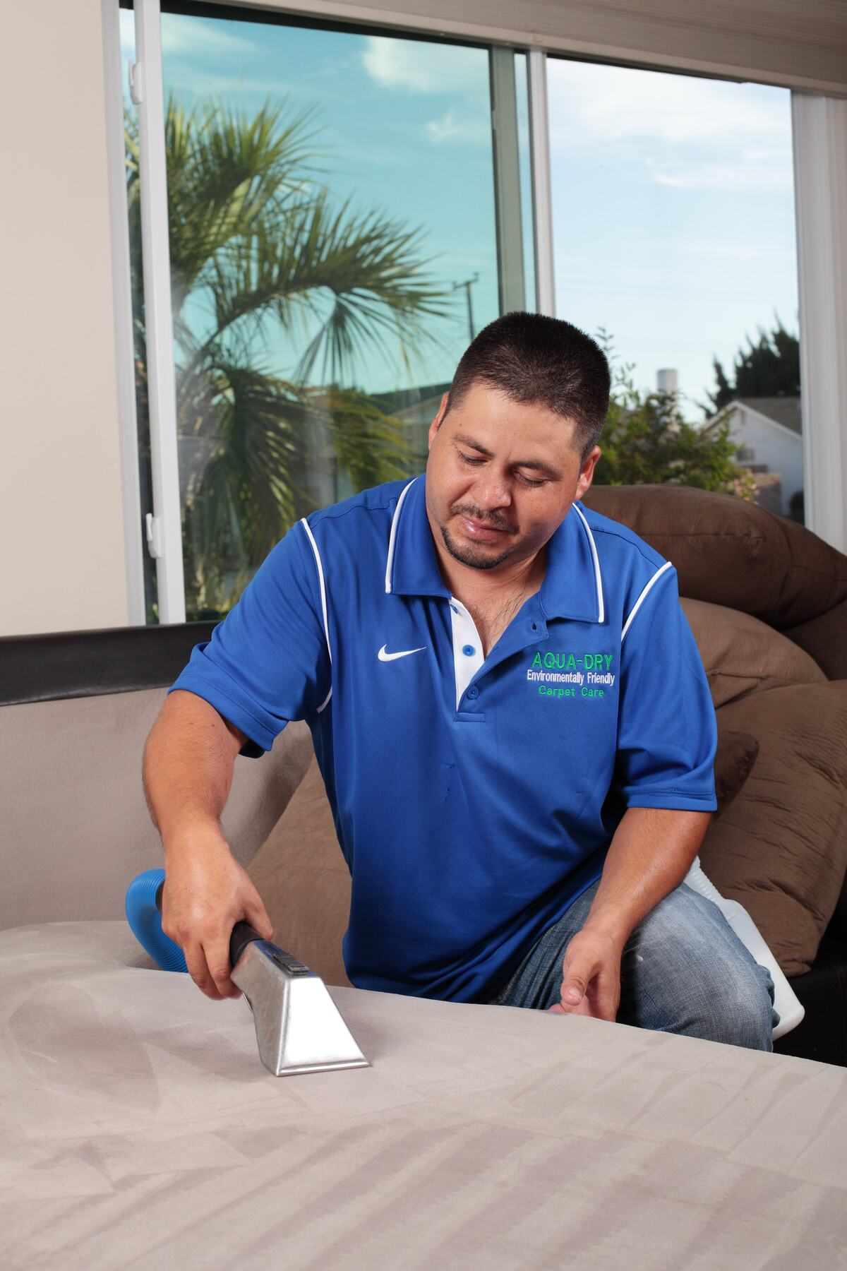 Professional Upholstery Cleaning