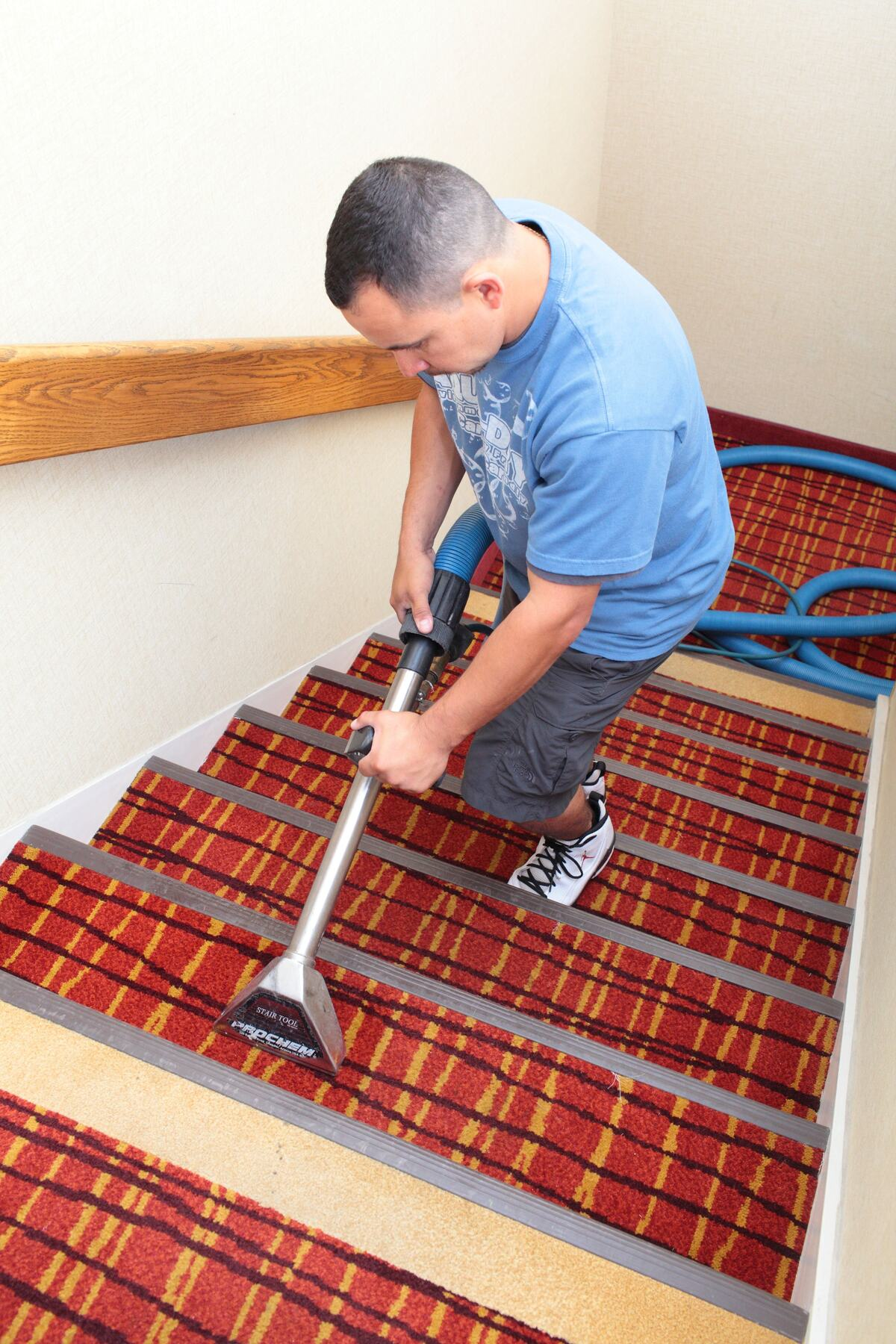 Carpet cleaning for hotel in Camarillo, CA
